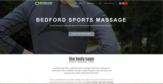 The Body Sage - Bedford